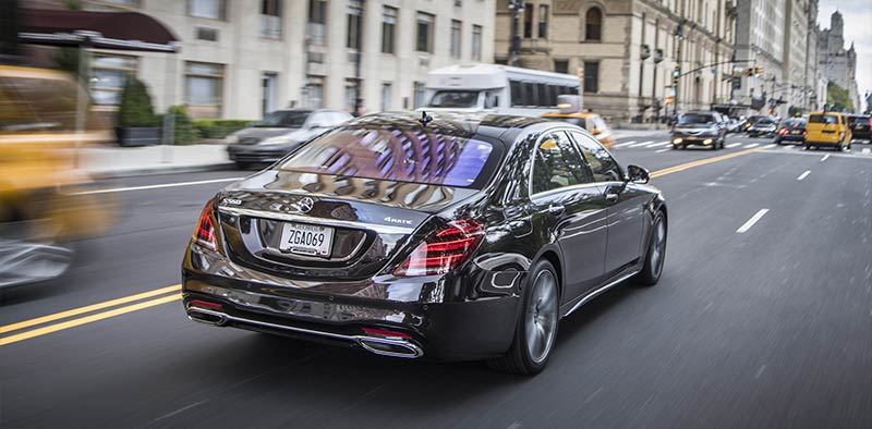 Mercedes Benz S550 4Matic