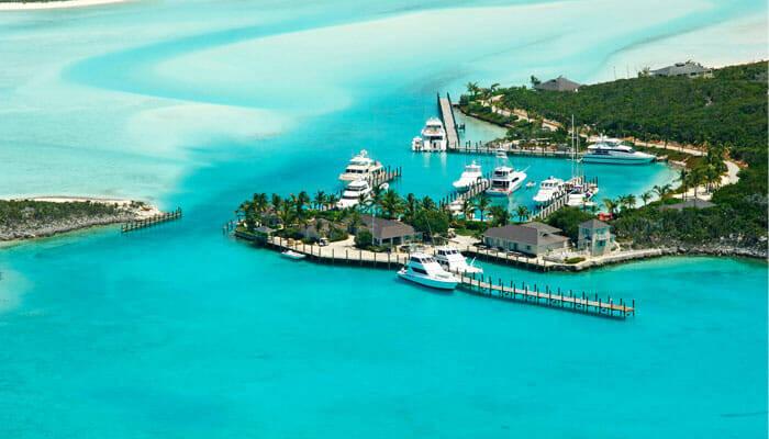 John Malone - Sampson Cay, Bahamas