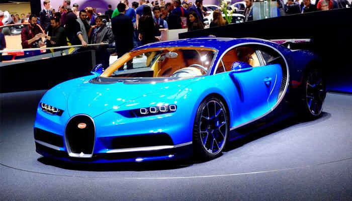 Bugatti Chiron - US $ 2,7 milhões