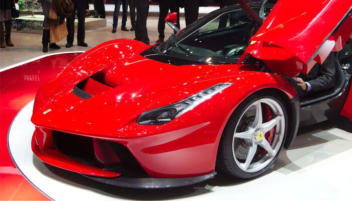Ferrari LaFerrari - $ 1,4 milhão