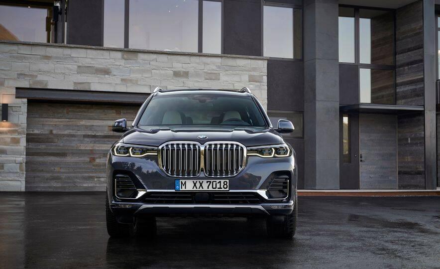 Será o sétimo modelo da gama X da BMW