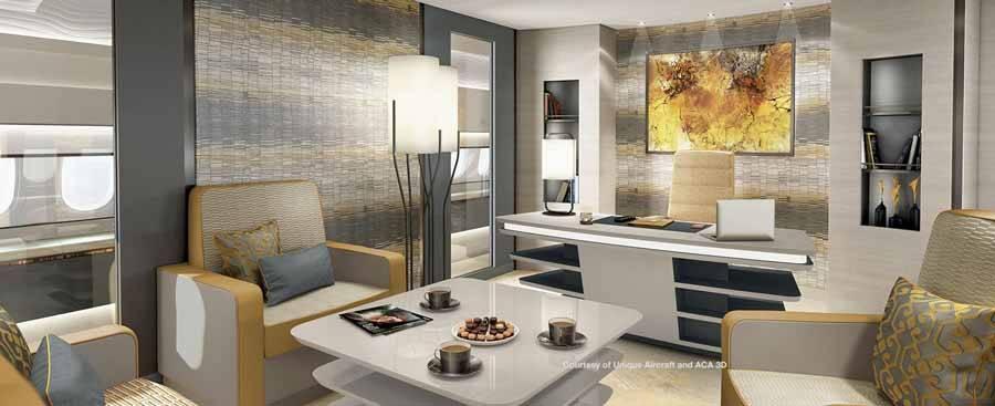 Interior Luxuoso