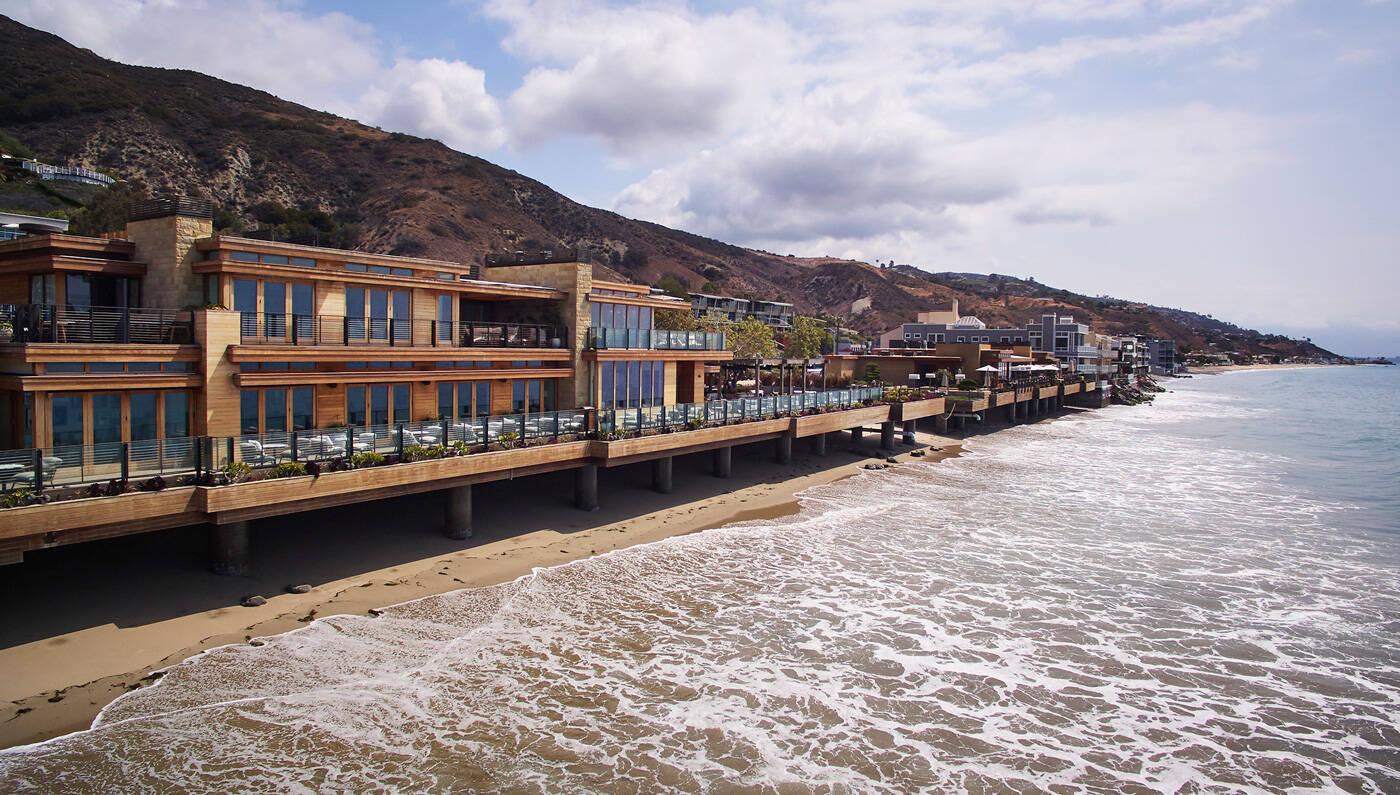 Little Beach House em Malibu, Califórnia