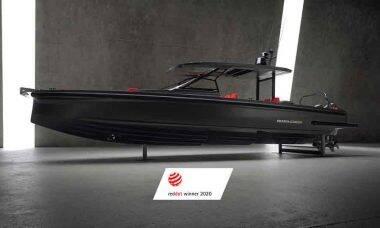 """Brabus apresenta novo barco Black Ops para marinheiros com """"missões secretas"""""""