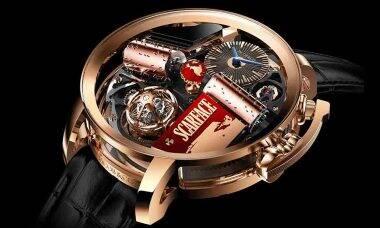 Jacob & Co. lança relógio inspirado em 'Scarface'. Foto: Jacob & Co.