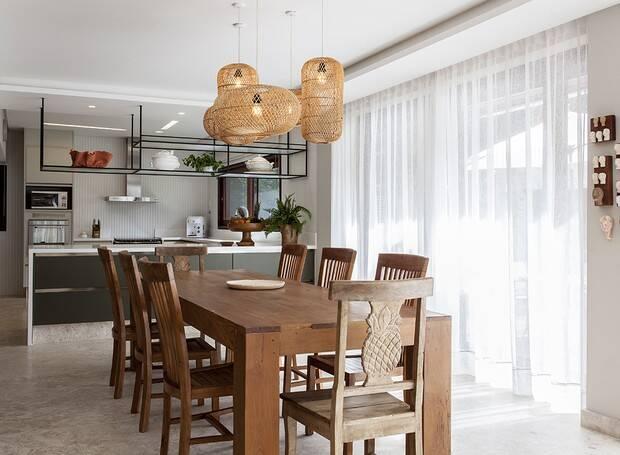 Sala de Jantar: conheça a mansão de Ivete Sangalo
