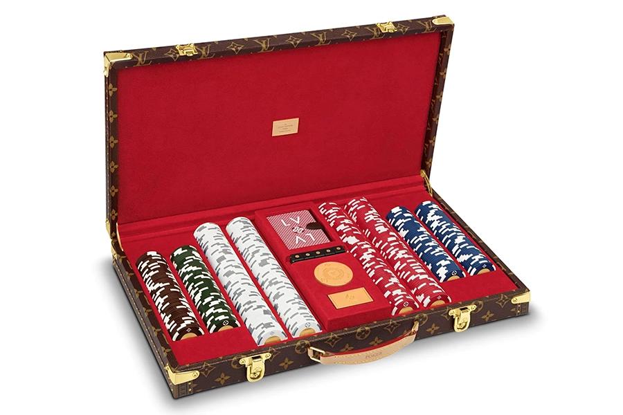 Louis Vuitton lança maleta de poker no valor de R$ 127 mil