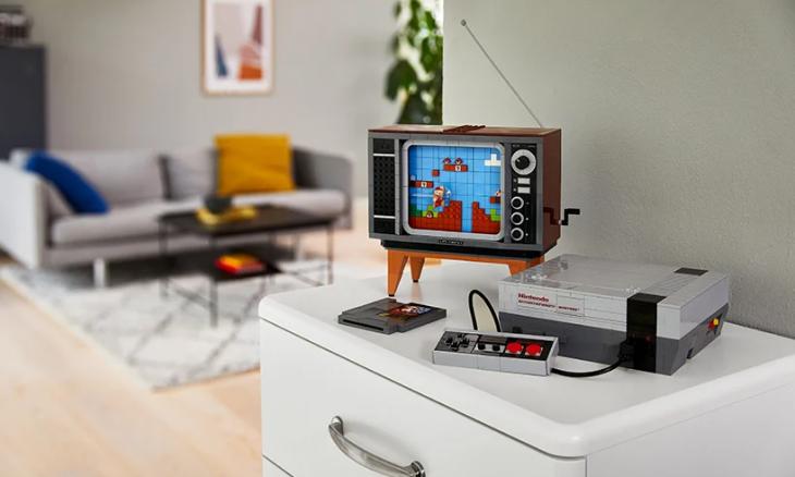 Momento nostalgia: Nintendo NES ganha versão em LEGO