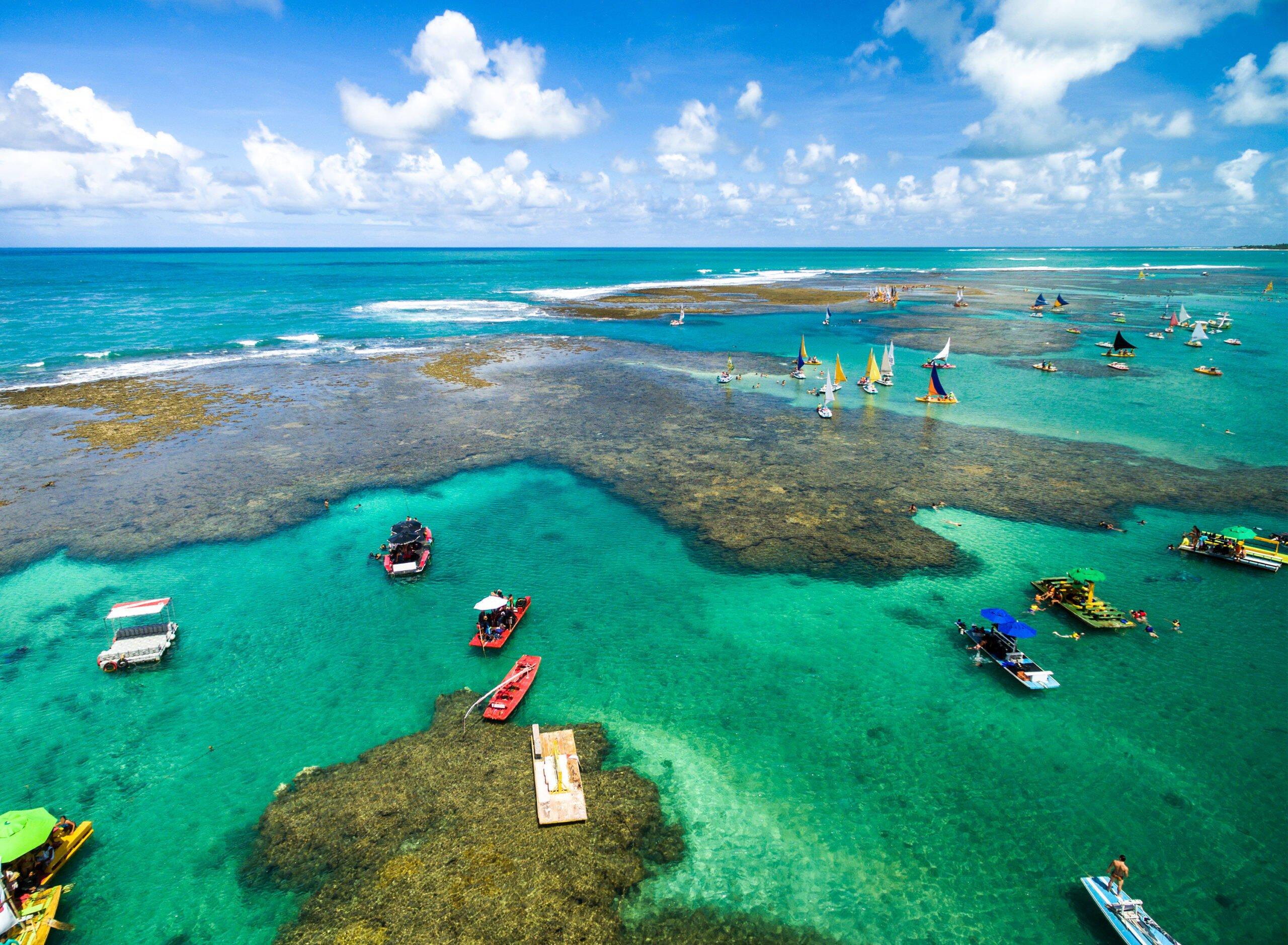 Veja as 5 viagens dos sonhos dos brasileiros na quarentena