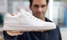 The Roger: Federer lança tênis de R$ 1.349 com marca suíça