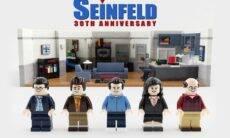"""Seinfeld"" vai virar Lego após ideia de fã ser aprovada"