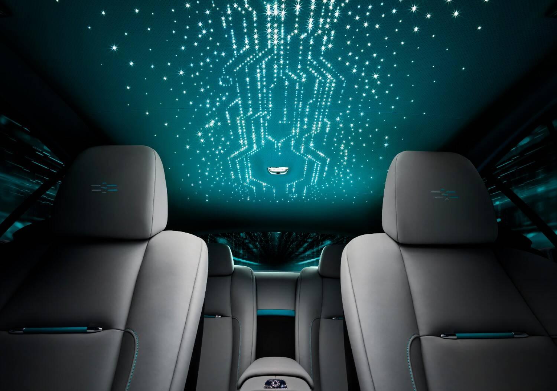 Fãs de enigmas: quem vai decifrar o código secreto do novo Rolls-Royce?