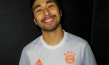 Henry Japa: youtuber e jogador que é o novo embaixador da Adidas recebe coleção de chuteiras e faz sucesso nas redes sociais. Foto: Divulgação
