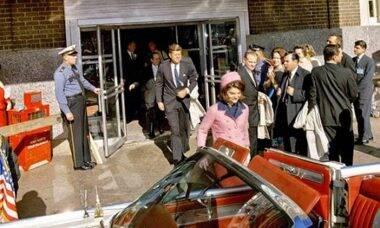 Carro utilizado por John F. Kennedy no dia do assassinato pode valer até R$ 2,7 milhões em leilão