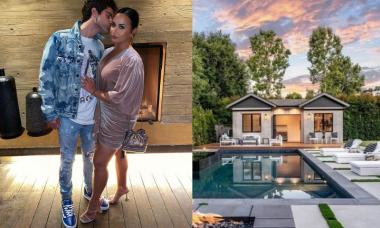 conheça a nova mansão de R$ 37 milhões de Demi Lovato em Los Angeles