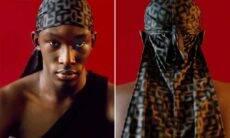 Marca lança bandana durag de luxo para combater discriminação contra cabelos afro