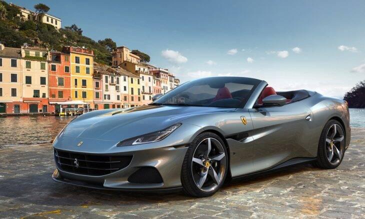 Ferrari mostra nova Portofino M no primeiro lançamento online de sua história