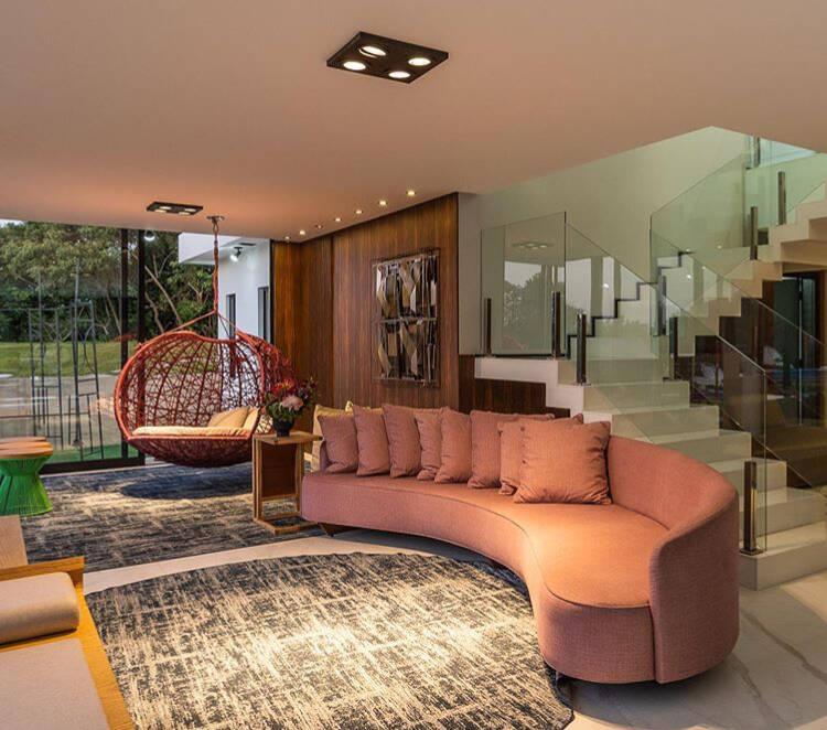 Conheça a mansão onde Wanessa Camargo vive com a família no Espírito Santo