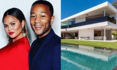 Faça um tour pela mansão de R$ 97 milhões comprada por John Legend e Chrissy Teigen