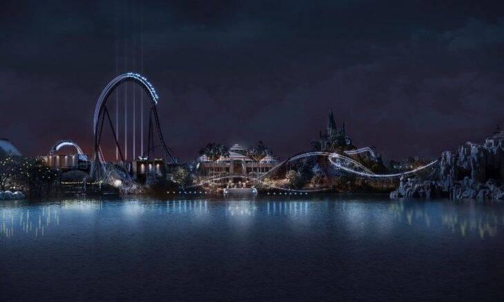 Universal Orlando: nova montanha-russa é inspirada no Jurassic World e chega a 112 km/h