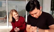 Pyong Lee ganha presente de aniversário de luxo: um relógio Rolex de R$ 200 mil