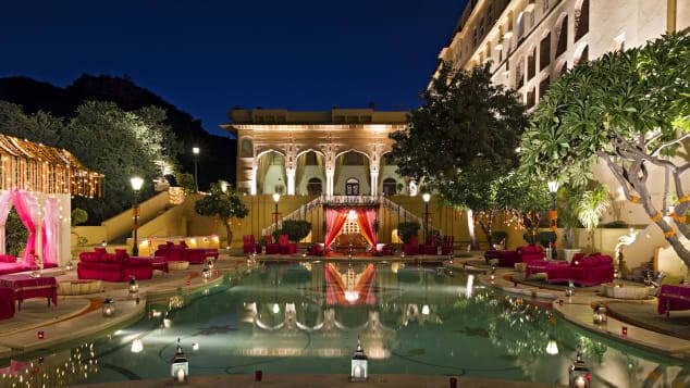 Índia: viva como a realeza do Rajastão nesse hotel-palácio de 475 anos