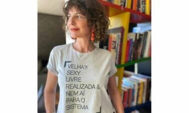 Influenciadora Patricia Parenza mostra na prática que mulher de 50 pode ser sexy sim. Foto: Divulgação
