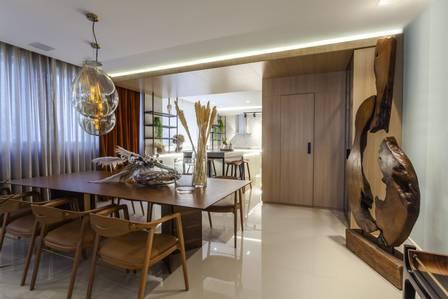 Zezé Di Camargo e Graciele finalizam obra de duplex de luxo; veja