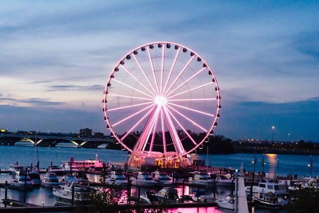 Com previsão de inauguração até o fim de 2021, a roda-gigante, espelhada na London Eye, será instalada no Parque Cândido Portinari em São Paulo.