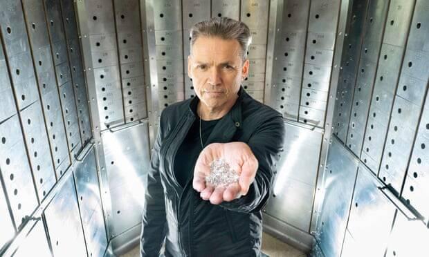 Fundador da Ecotricity inventa diamantes feitos do céu