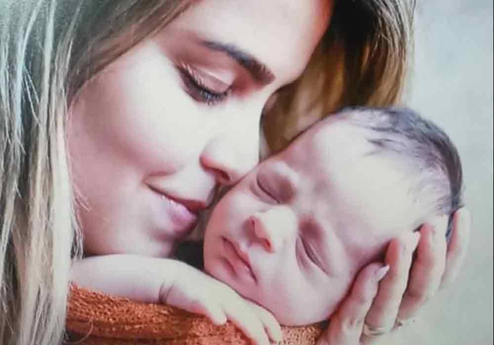 Mãe de 4 filhos, influenciadora e blogueira Carol Costa revela os encantos e os desafios da maternidade. Foto: Divulgação