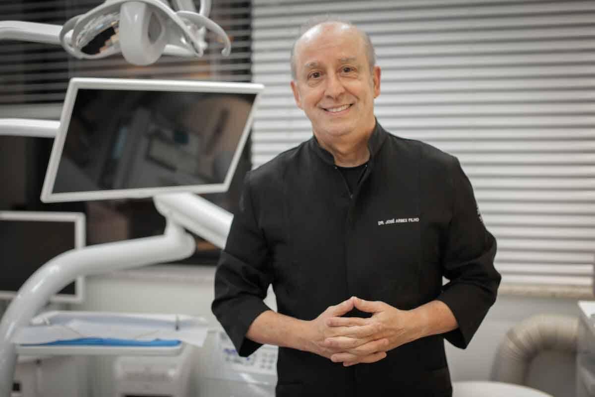 Revolução na odontologia: conheça o especialista José Arbex Filho. Foto: Divulgação
