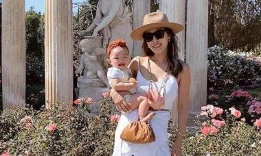 Angela Kim: conheça a influenciadora que se tornou referência internacional falando de maternidade . Foto: Divulgação