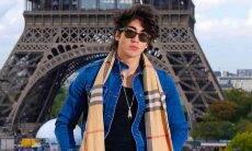 Após ficar famoso na TV, influenciador Felipe Frascaroli lança carreira internacional de modelo. Foto: Divulgação