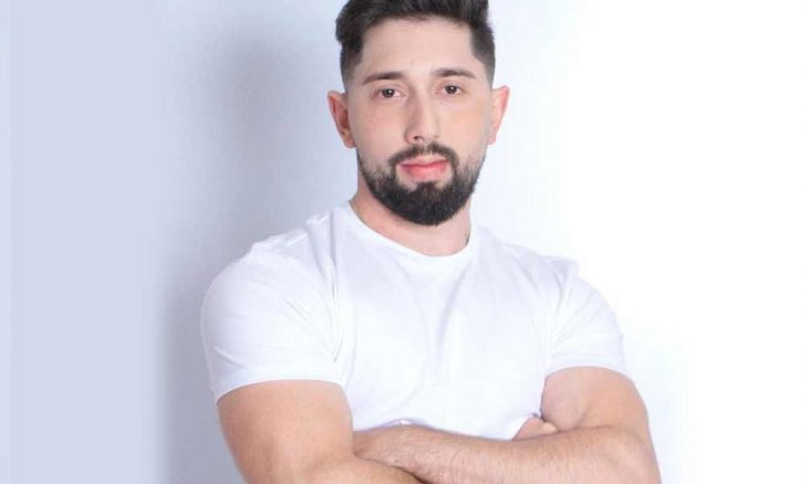 Conheça o famoso modelo, influenciador e personal trainer Rafael Topolosky. Foto: Divulgação