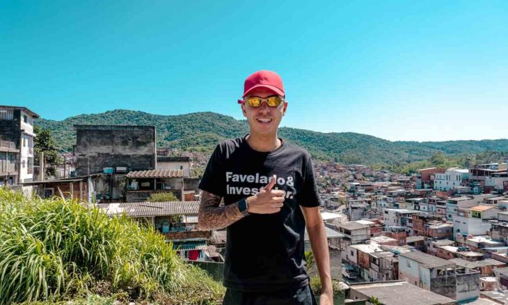 Influenciador Murilo Duarte, o Favelado Investidor, conta como mudou a vida de seus seguidores. Foto: Divulgação