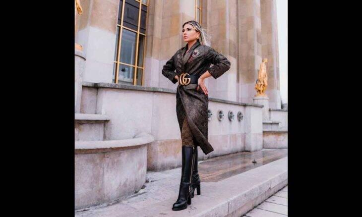 Influenciadora e estilista Fergui Stylist é considerada uma referência nacional na moda. Foto: Divulgação