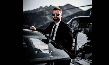 Especialista em alta tecnologia, influenciador Riccardo Lex faz sucesso no mercado de luxo internacional. Foto: Divulgação