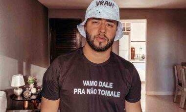 """Com seus famosos bordões 'Tapa do Dia' e """"Bom Dia Brasil"""", Lucas Vrau faz sucesso em todo Brasil. Foto: Divulgação"""