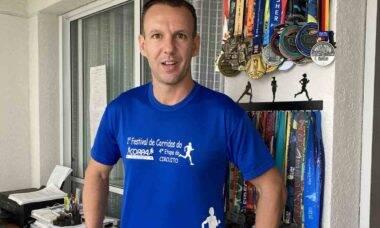 Da corrida recreativa à 30 maratonas completas: venha conhecer a trajetória do maratonista Darlan Souza. Foto: Divulgação