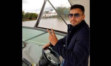 Ex-jogador e influenciador Junior Dutra faz sucesso com seus empreendimentos. Foto: Divulgação