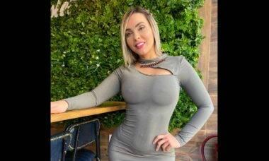 Fenômeno brasileiro da internet, Marissol Pedroza é uma das modelos mais sexy da internet. Foto: Divulgação