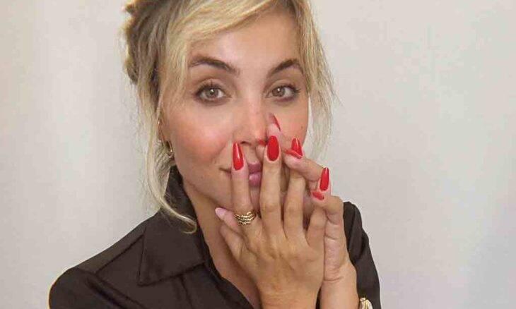 """Pamella Ferrari: """"Corajosa o suficiente para ser eu mesma"""". Foto: Divulgação"""