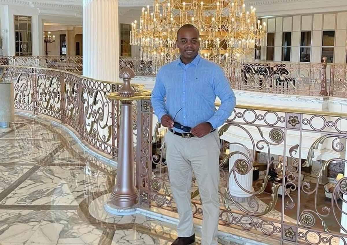 Com sucesso na educação e direito, Dr. Daniel Dias Machado PhD está apostando no setor imobiliário. Foto: Divulgação