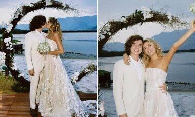 Casamento Sasha e João. Imagens: Reprodução/Instagram
