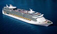 Navio Freedom of the Seas. Foto: Reprodução/Royal Caribbean