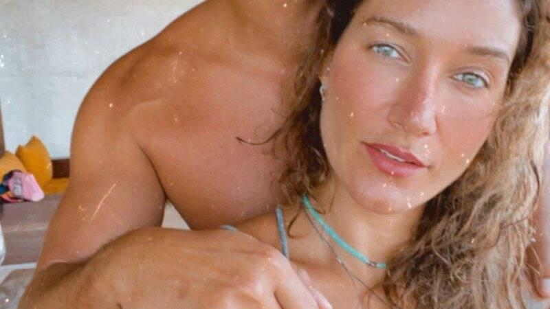 Gabriela Pugliesi e o namorado, Tulio Dek. Foto: Reprodução/Instagram