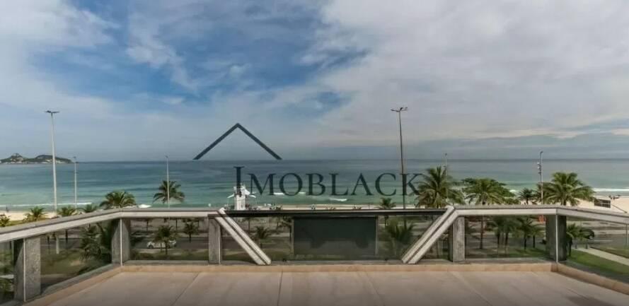 Vista da cobertura de Mayra Cardi. Fotos: Reprodução/Imoblack