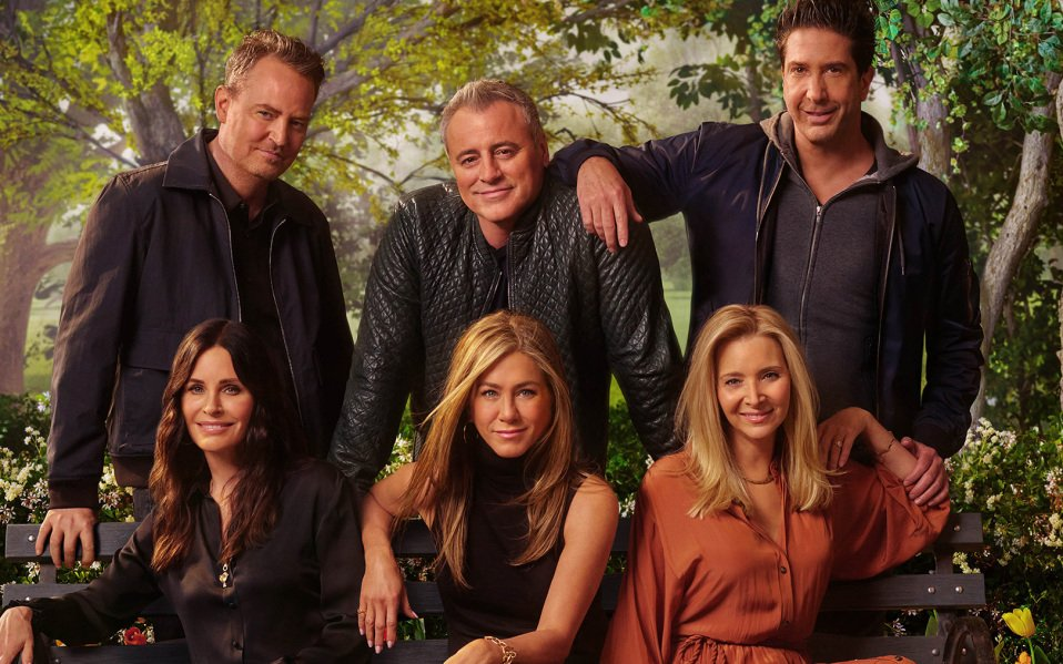 Friends. Foto: HBO Max