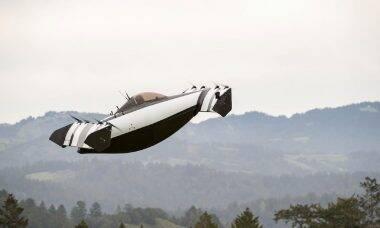 Avião elétrico Blackfly. Fotos: Divulgação/Opener LLC